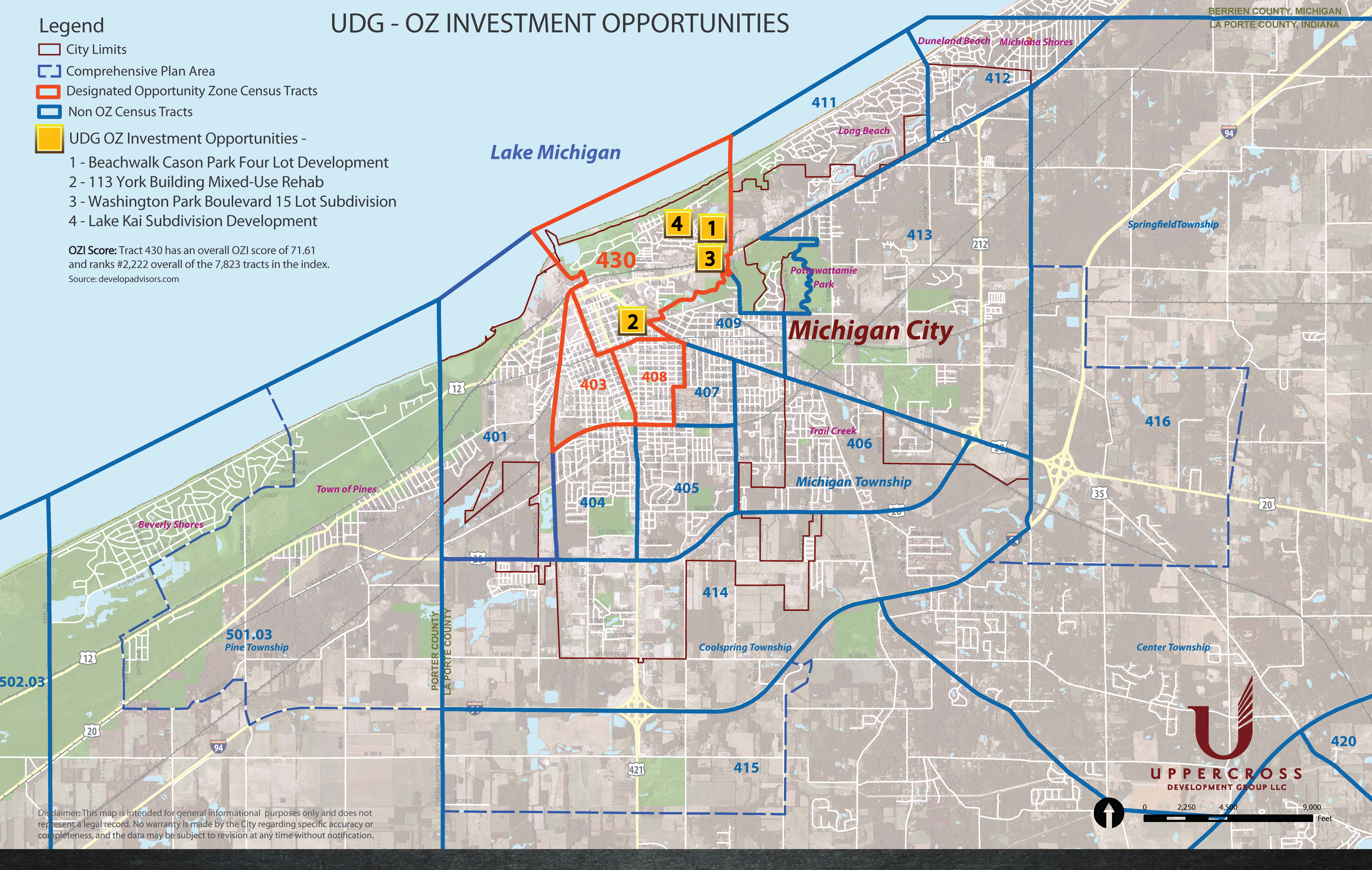 UDG - OZ Investment Opportunities